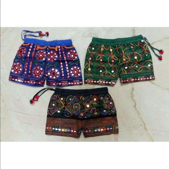 kutch Pants - Vintage antique stylish shorts